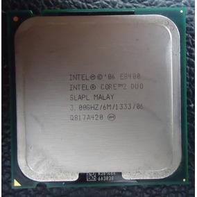 Procesador Intel Core 2 Duo E8400 Socket 775
