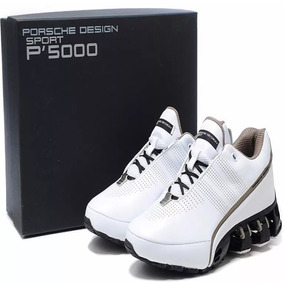 Adidas Porsche Design Adidas Bounce S P5000 Sport White