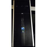 Cpu Hp 8000 Élite, Intel Core2 Quad 2gb Ram Disco 320gb