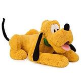 Peluche Pluto Mediano Disney Original 38 Cm