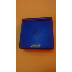 Console Game Boy Advance Sp Azul Funcionando 100%