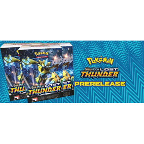 Pokemon - Lost Thunder Prerelease Pack