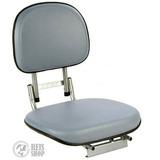 Cadeira Barco Giratória Almofadada (excelente Acabamento)