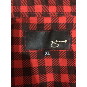 Camisa Sismo Jeans Roja Original