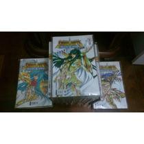 Mangás Saint Seiya Lost Canvas Gaiden Diversos Volumes
