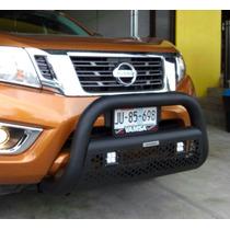 Burrera Tumbaburros Rhino Charge Rc2 Nissan Np300 2017-18 16