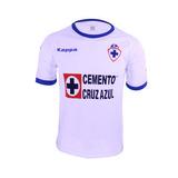 Playera Jersey Futbol Cruz Azul Hidalgo Visita Kappa