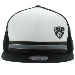 Snapback Brooklyn Nets Adidas Gorros - Vestuario y Calzado en ... fa7e67f1899