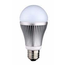 Foco Led 13 Watt Luz Blanca 12v Solar Bateria Cabañas