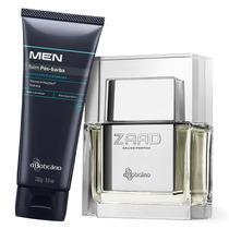 Kit Zaad Perfume+balm Após Barba Men Boticário