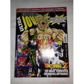 Revista Dragon Ball Ultra Jovem