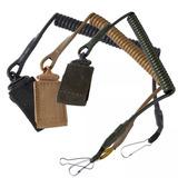 Correa Sujeta Pistola. Airsoft. Militar Tactico Armas