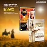 Box José Do Egito+milagres De Jesus Original Lacrado 9 Dvds