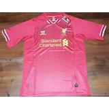Camiseta Titular - Liverpool De Inglaterra