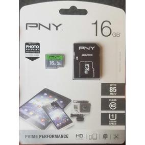 Pny Prime Performance 16gb Com Adaptador
