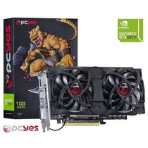 Placa Vídeo Geforce 1gb Gddr5 192 Bits Gtx 550 Ti Hdmi Dual