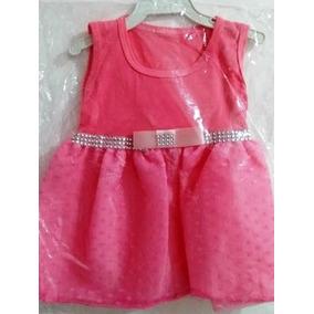 20 Vestidos Infantil Criança 0 A 12 Meses Menina Bebê