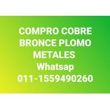 Compr Cobre Bronce Plomo Cables Baterias Aluminio