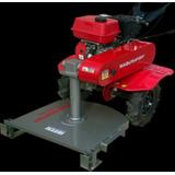 Roçadeira Frontal Para Motocultivador Micro Trator Tratorito