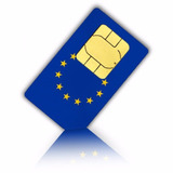Sim Card Internacional Europa Full Navegacion En Medellin