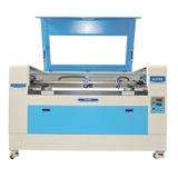 Máquina Corte E Gravação Laser 2 Canetas 1300x900mm Para Mdf