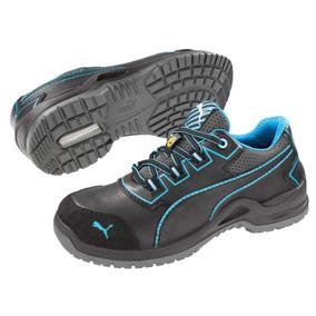 Zapatos De Seguridad Puma Niobe Low Sd 644125 Dama Mujer...