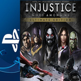 Injustice Gods Among Us Ultimate Edition Ps3 Digital Oferta