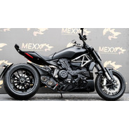 Escapamento Ducati Xdiavel Taylor Made 17/19 Mexx  Cód.611