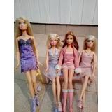 Barbies Fashion Fever Originales De Mattel