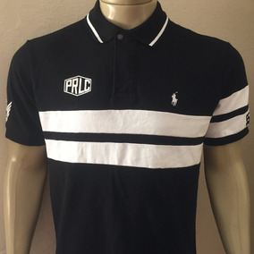 Camiseta Gola Polo Custom Fit Polo Ralph Lauren Original