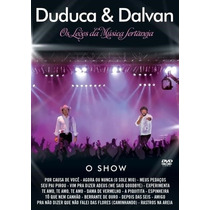 Dvd Duduca & Dalvan Os Leões Da Música Sertaneja