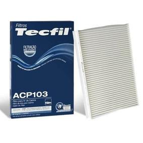 Filtro Ar Condicionado Palio / Siena / Strada Tecfil Acp103