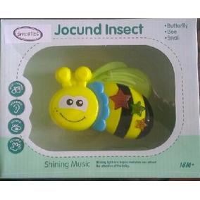 Juguete Para Niño Jocund Insect Con Sonidos