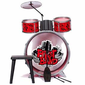 Bateria Musical Niños Faydi First Band Juguete Envío Gratis