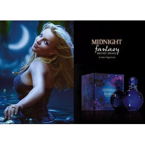 Britney Spears Midnight Fantasy, 100ml