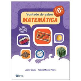 Livro Vontade De Saber Matemática 6º Ano + Expert Português
