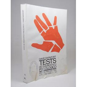 Test De Diagnostico Psicologico Rapaport