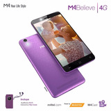 Teléfono M4 Believe Ss4451 4g ( 12 Meses Sin Intereses)