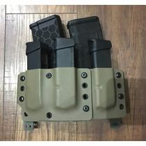 Porta Cargadores Glock Y Ar15 Tactico