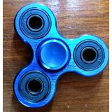 Fidget Hand Spinner Aluminio 5 Colores + Envio