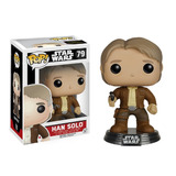 Coleccionable Funko Pop Movies Star Wars Han Solo Funko