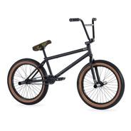 Bicicleta Fiend Bmx Type A ¡full Cromo Pro! Negra Camuflada