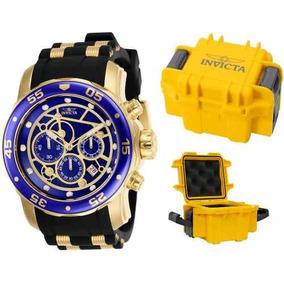 3792ac66d5d Relógio Invicta Pro Diver 25709 25710 25707 Original Maleta