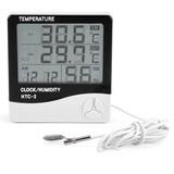 Termometro Hidrometro Ambiental Lcd Digitalhtc-2