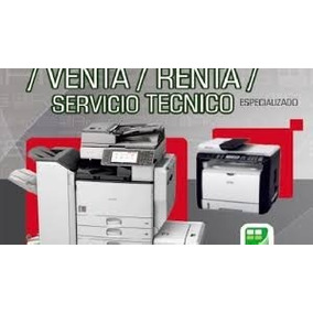 Venta Oferta Copiadoras Color Garantia Total Richo Mpc 2551