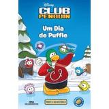 Livro Um Dia De Puffle - Club Penguin Vários Autores