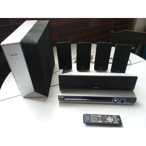 Dvd, Blu Ray, Philips, Home Theater System Hts 3545 5.1