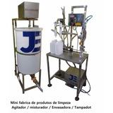 Mini Fabrica De Produtos De Limpeza