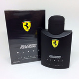 Scuderia Ferrari Black 125ml | Ganhe Amostra De Brinde