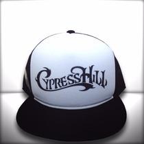 Boné Aba Reta Cypresshill Hip Hop Snapback Frete Grátis